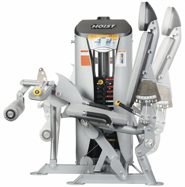 HOIST ROC-IT Selectorized RS-1402 Leg Curl