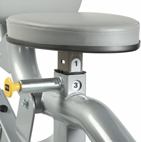HOIST ROC-IT Selectorized RS-1501 Shoulder Press