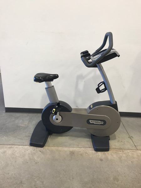 TechnoGym Excite upright Bike (USED)