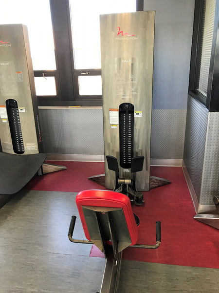 Freemotion Calf Weight Machine (Used)