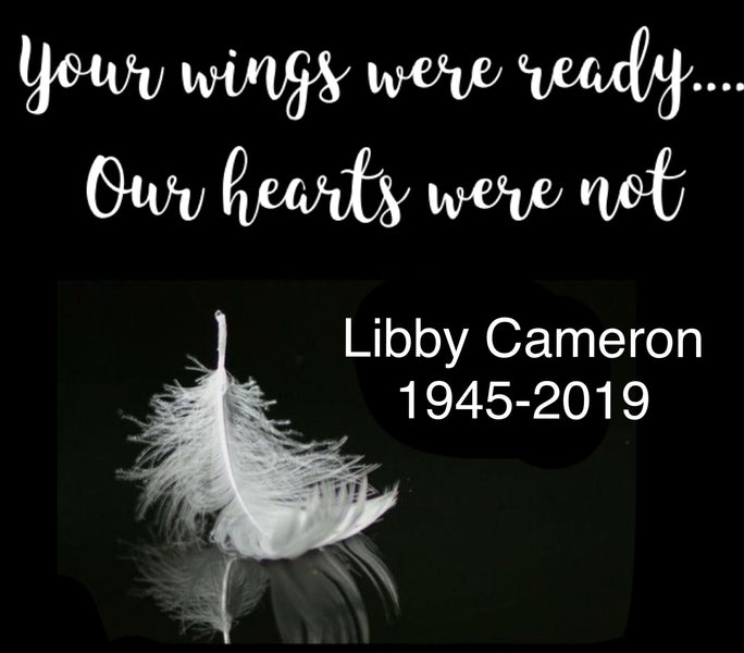We are saddened by the loss of our dear friend, Libby