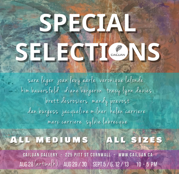 Special Selections Show On Now