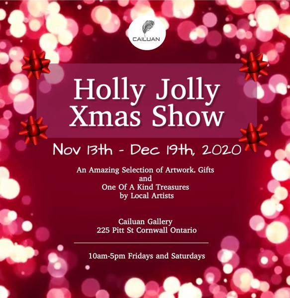 The Holly Jolly Xmas Show