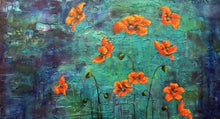 Load image into Gallery viewer, Poppies and Buds