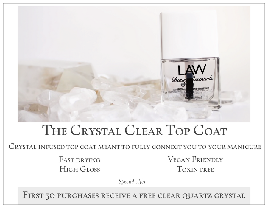 The Crystal Clear Top Coat