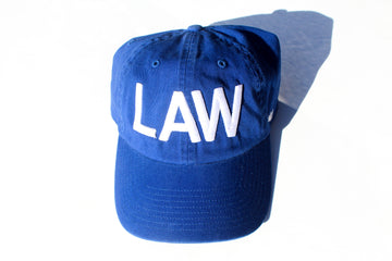 LAW DAD CAP - Blue