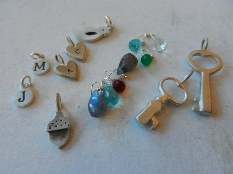 Emily Rosenfeld assorted charms