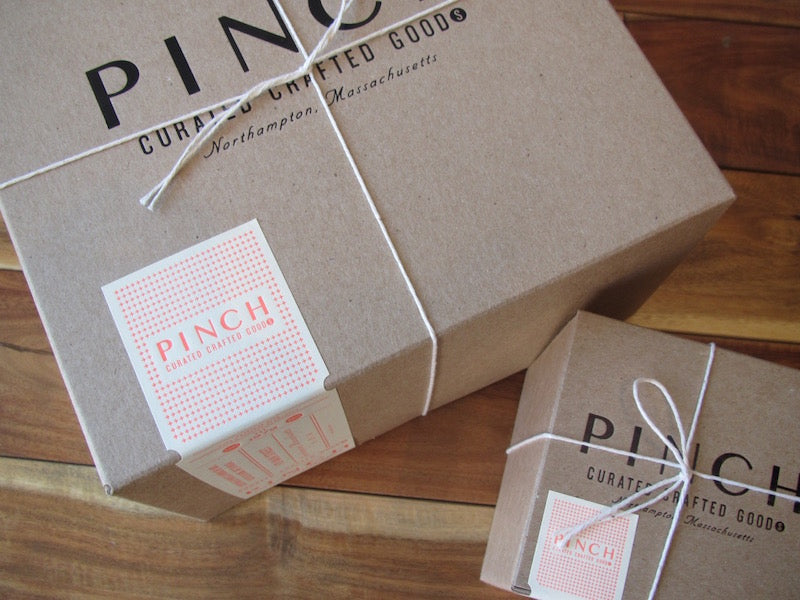 Pinch packaging | Online Shopping FAQs