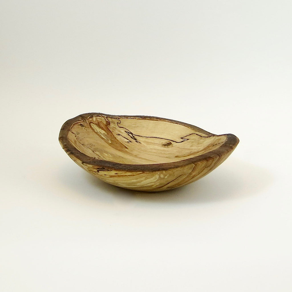 Spencer Peterman Spaulted Maple bowl