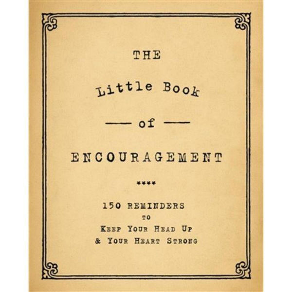 The Little Book of Encouragement by Sugarboo Designs