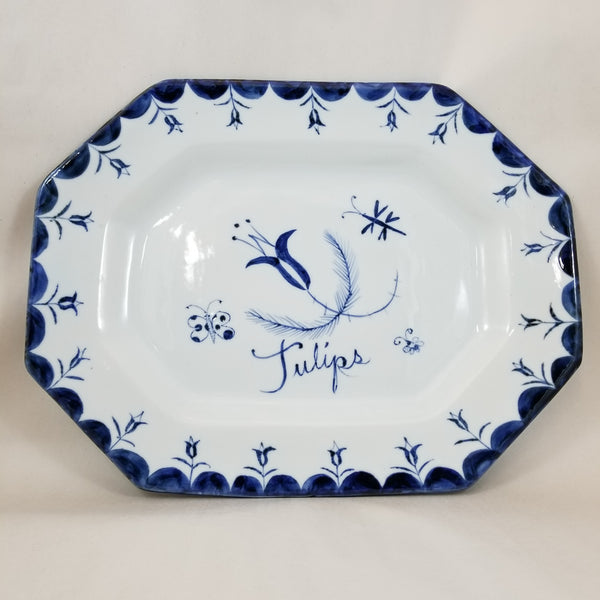 Large Tulip Platter by Mara Superior