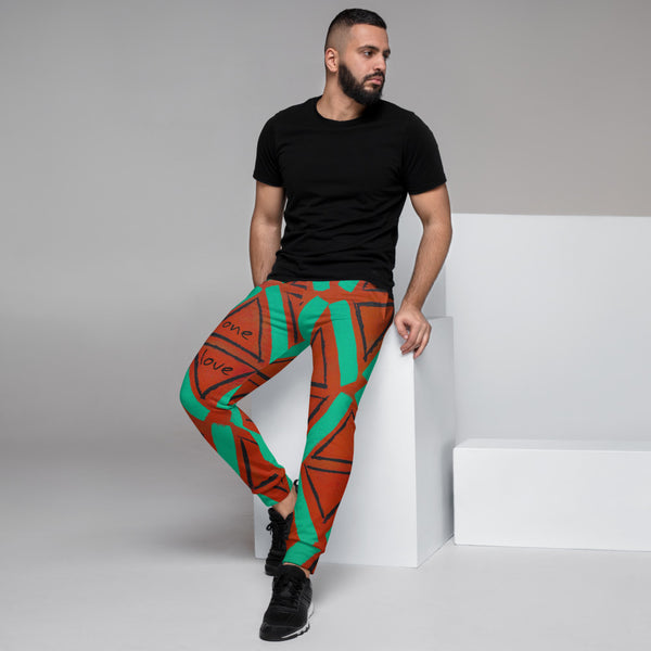 One Love, Men's Joggers