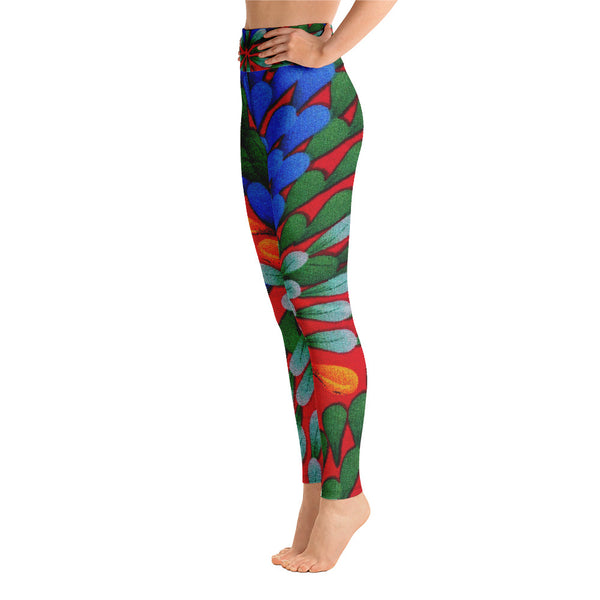 Summer Soul, Yoga Leggings