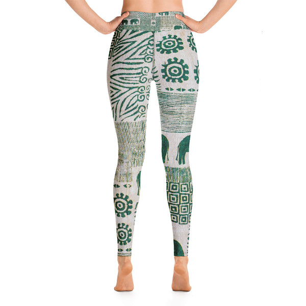 Prosperity, Yoga Leggings