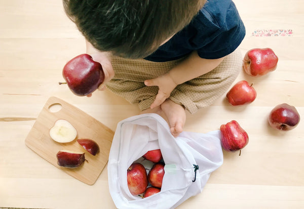 eco-friendly products Apples bag