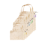 Load image into Gallery viewer, purifyou® Canvas Bags (9pcs/set)