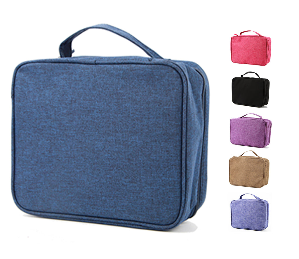 Purifyou Classic Insulated Lunch Box - Compact, Easy Wash, Smooth Zipper & Lightweight - purifyou