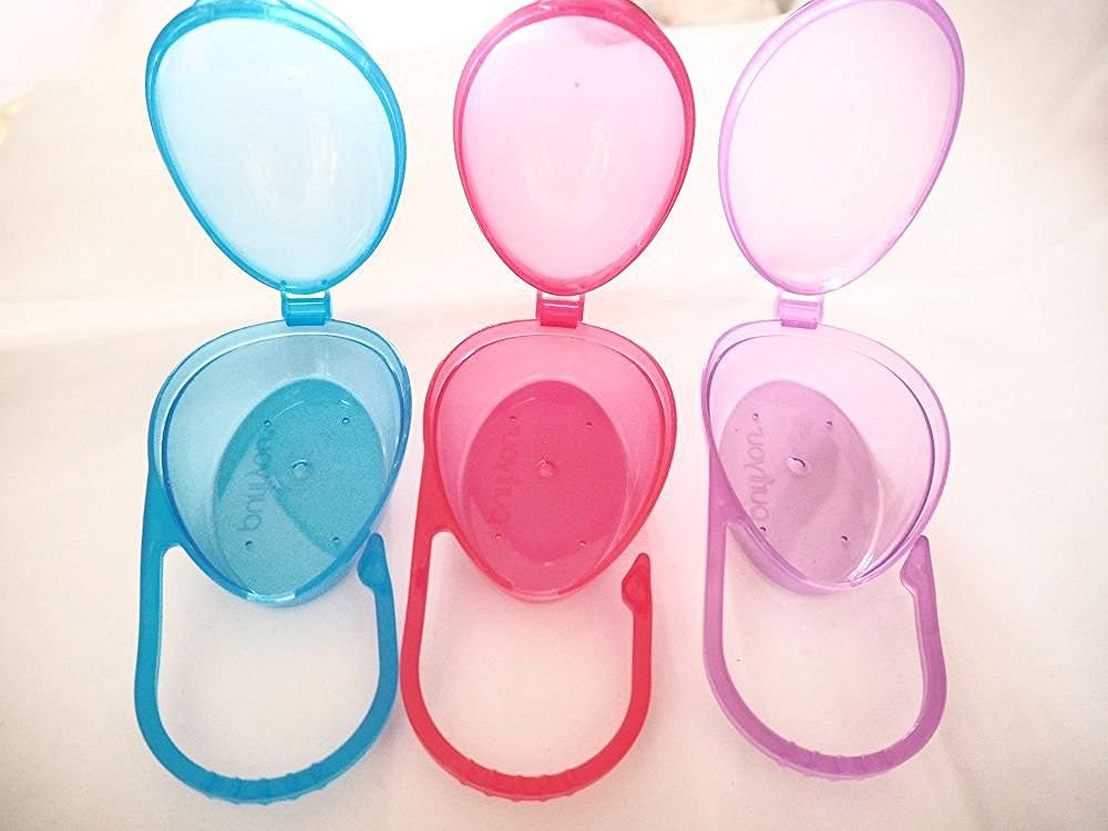 BPA-Free Nipple Shield & Pacifier Case - purifyou
