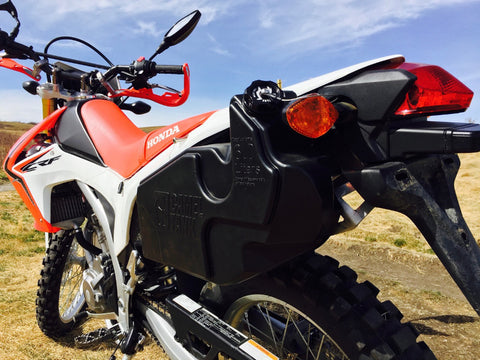 Honda CRF250L Camel Tank auxiliary fuel