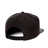 Purist The Classics Snapback - Black