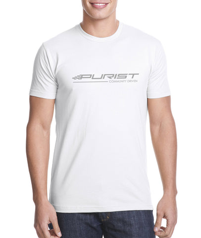 Purist 2016 - White Short Sleeve T-Shirt