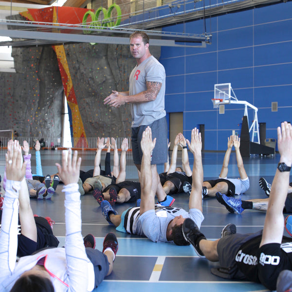 Movement & Mobility 102: Coach's Course<br>San Francisco CrossFit<br>San Francisco, California<br>09/12 & 09/13