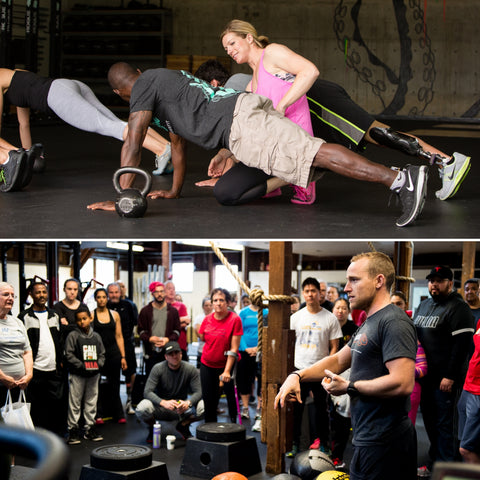 Mobility|WOD Functional Training for Adaptive Athletes