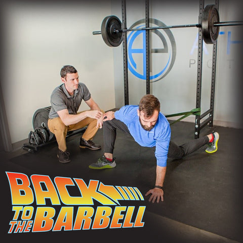 Back to the Barbell with Dr. Danny Matta