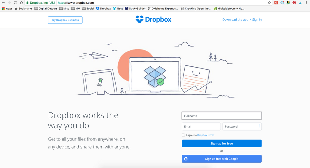 Dropbox Quick Start Video Tutorial