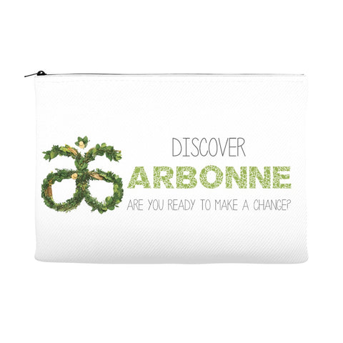 Arbonne Cosmetic Bag - digital detours