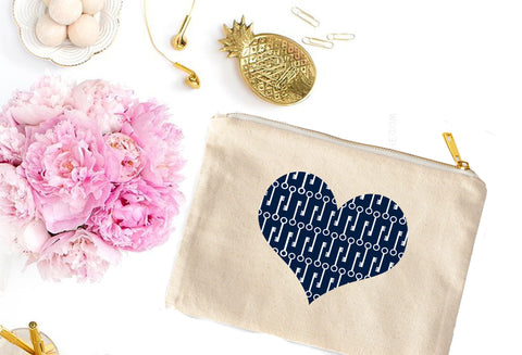 KEEP Collective Heart Cosmetic Bag - digital detours