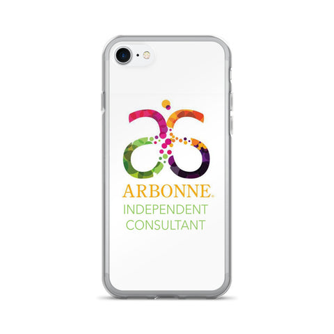 Arbonne iPhone 7/7 Plus Case by digital detours - digital detours