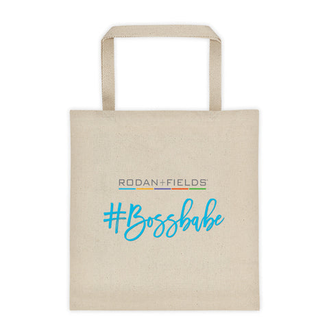 Rodan + Fields #bossbabe Tote bag