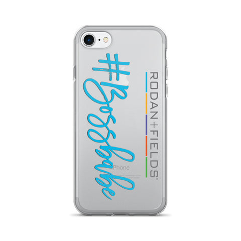 Rodan + Fields #Bossbabe iPhone 7/7 Plus Case - digital detours