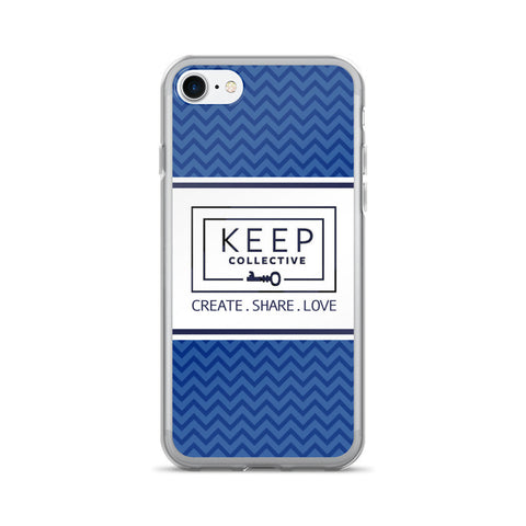 KEEP Collective iPhone 7/7 Plus Case by digital detours - digital detours
