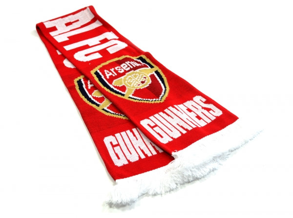 Arsenal FC Gunners Scarf