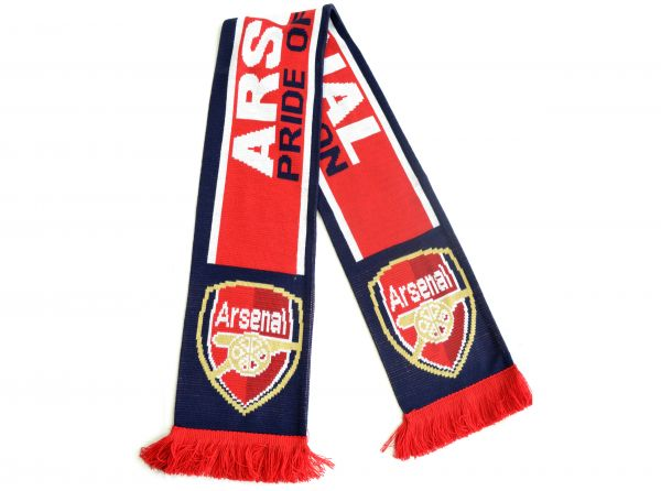 Arsenal FC Pride Of London Scarf