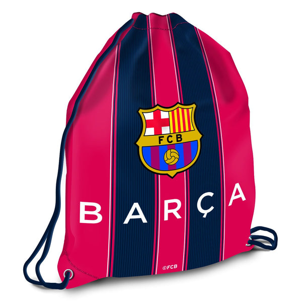 FC Barcelona Striped Gym /Gear Sack