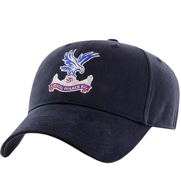 Crystal Palace FC Navy Crest Cap