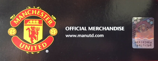 Manchester United FC - Club Crest Key Chain