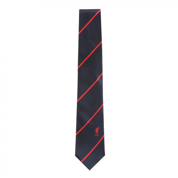Liverpool FC Navy Stripe Players Tie