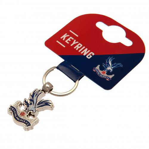 Crystal Palace Crest Key Chain