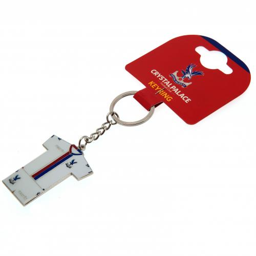 Crystal Palace FC - Away Kit Key Chain