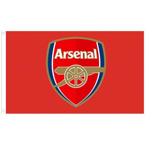 Arsenal FC Flag - Club Crest