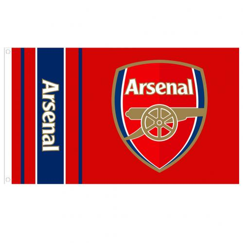 Arsenal FC Flag - Logo