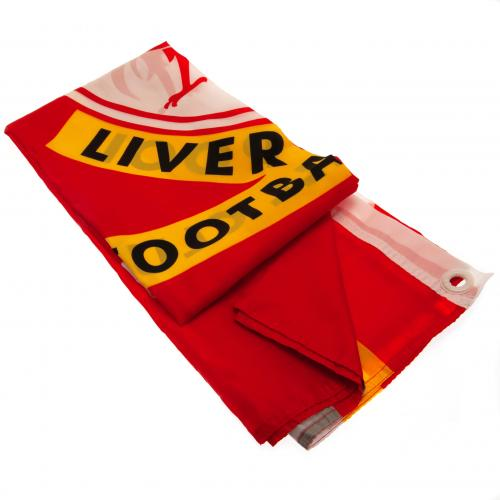 Liverpool FC This Is Anfield Flag