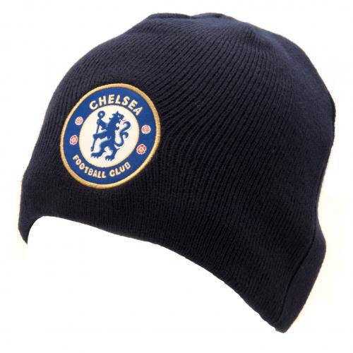 Chelsea FC - Navy Knitted Hat