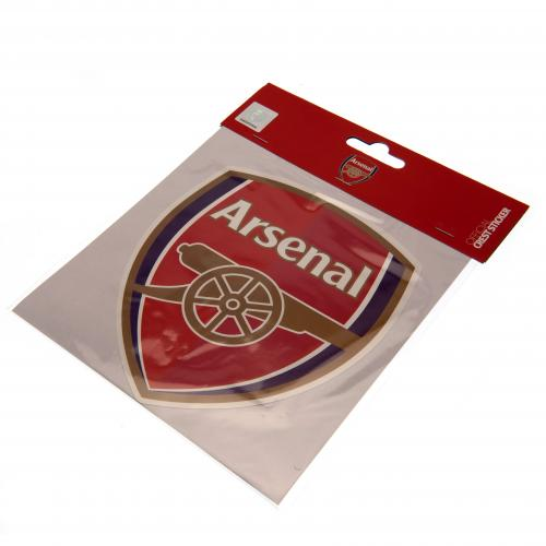 Arsenal FC Large Crest Sticker