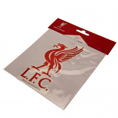 Liverpool FC  - Large Crest Sticker