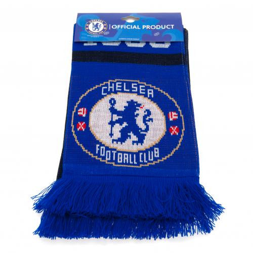 Chelsea FC - 1905 Navy Crest Scarf